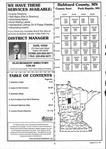 Index Map 1, Hubbard County 2000